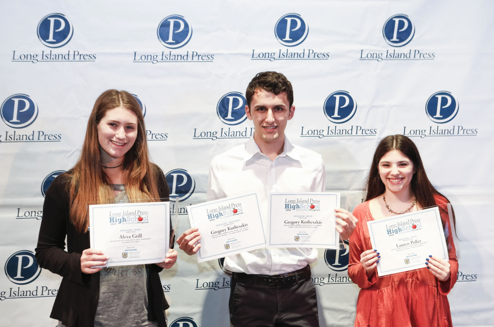 Long Island Press Awards